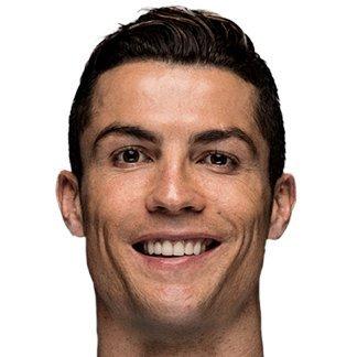 Cristiano Ronaldo Cut Out