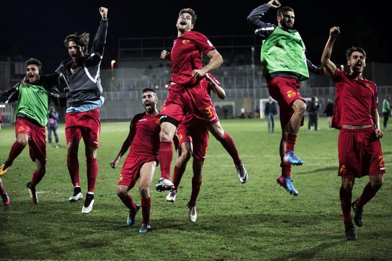 Squadra del Ravenna Calcio