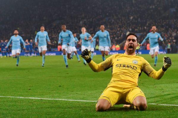 Claudio Bravo Ex Manchester City