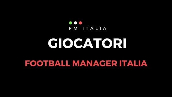 Sezione Giocatori di Football Manager Italia