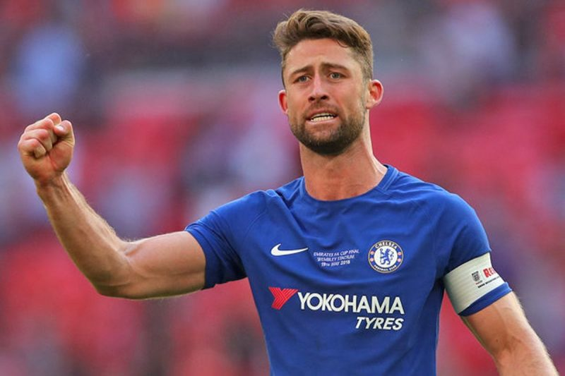 Gary Cahill - Difensore Centrale di Football Manager
