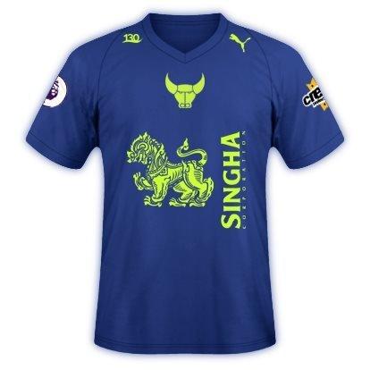 Oxford United - Stagione 4 - Nuovo Kit Maglie